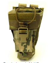 MBITR Charger Pouch (Multi Cam)