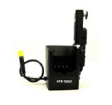 Falcon III AN/PRC 152 Charger with Auxiliary Output Cable and with Falcon Dual Input Dual Output side connector (sidePAN)