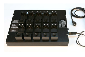 10 Bay Charger